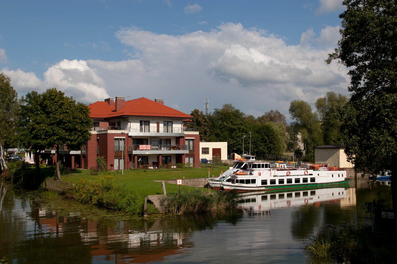 Przystań Ostróda - Kanał Elbląski