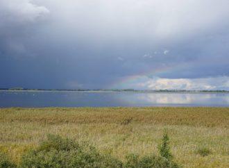 Rowerem wokół jeziora i jednoczenie rezerwatu Łuknajno