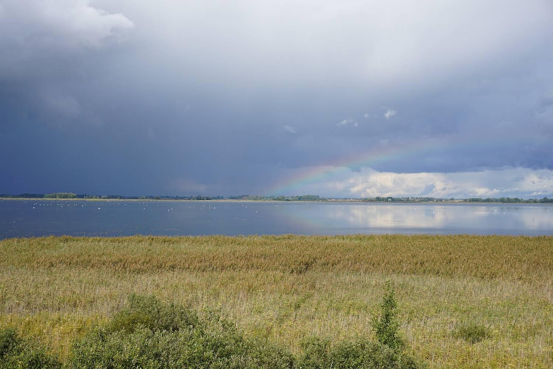 Jezioro Łuknajno