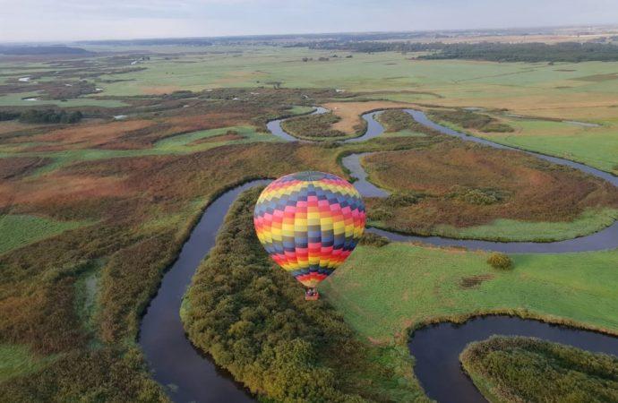 Lot Balonem nad Biebrzą – Podlasie
