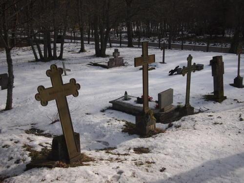 Słowiński Cmentarz w Klukach